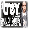 SOUL OF SYDNEY #189: DJ Trey Old-School Funk & R&B Mix (Tribe MixMonday) album artwork