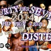 Fourty For Seven ( Hip Hop & R&B) 2014 Mixed Non Stop By DjStef