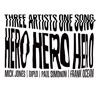 "Frank Ocean + Mick Jones + Paul Simonon + Diplo - ""HERO"" album artwork"