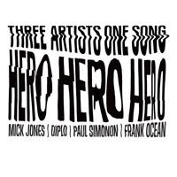 Frank Ocean + The Clash + Diplo Hero Artwork
