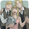 Full Metal Alchemist Brotherhood Ending 3
