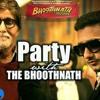 Party With The Boothnath - Yo Yo Honey Singh - Boothnath Returns - Karaoke/ Instrumental