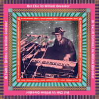 William Onyeabor Atomic Bomb (Hot Chip Cover) Artwork