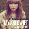 Everything Has Changed cover by @edooodoe