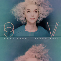St. Vincent Digital Witness (DARKSIDE Remix) Artwork