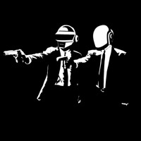Daft Punk Something About Us (Dr. Fresch Cover) Artwork