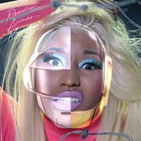 Daft Punk vs. Nicki Minaj Doin' It Right/Beez In The Trap (Nate Belasco Mashup) Artwork