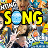 Spring Time Trigger Happy Hunting Song (Easter Skylanders Swap Force) Pharrell Williams Happy Cover