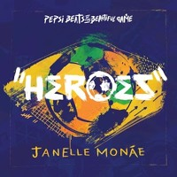 David Bowie Heroes (Janelle Monae Cover) Artwork