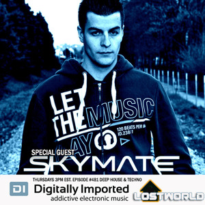 George Acosta - Lost World 481 Guest SKYMATE