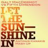 Galt MacDermot Vs Fifth Dimension  - Let The Sunshine (Antonis Kanakis Mashup)