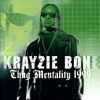 Krayzie Bone - Smokin' Budda album artwork