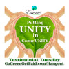 Putting UNITY In CommUNITY - Testimonial Tuesday Hangout, Essante Organics