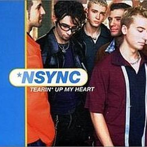 n sync tearin up my heart