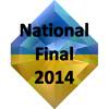 Eurovision 2014 Ukraine National Final - 01 Anna-Maria - 5 Stars Hotel