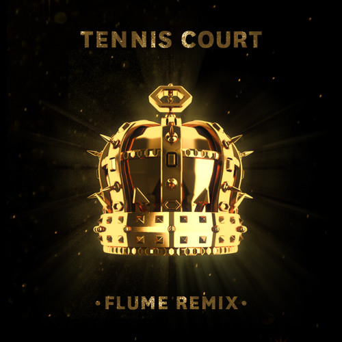 Download Lorde - Tennis Court (Flume Remix) by Flume Mp3 Download MP3
