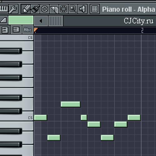 Как сделать пианино в фл студио