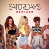 The Saturdays - What About Us (Remix) Via Djay App