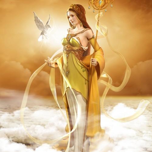 богинь фотографии