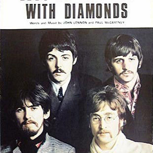 The beatles- Lucy In The Sky With Diamonds