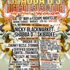 Vocal advert for Lost In Bass UK & The Garden Of England present Shabba's High3r L3v3l Tour 2014.