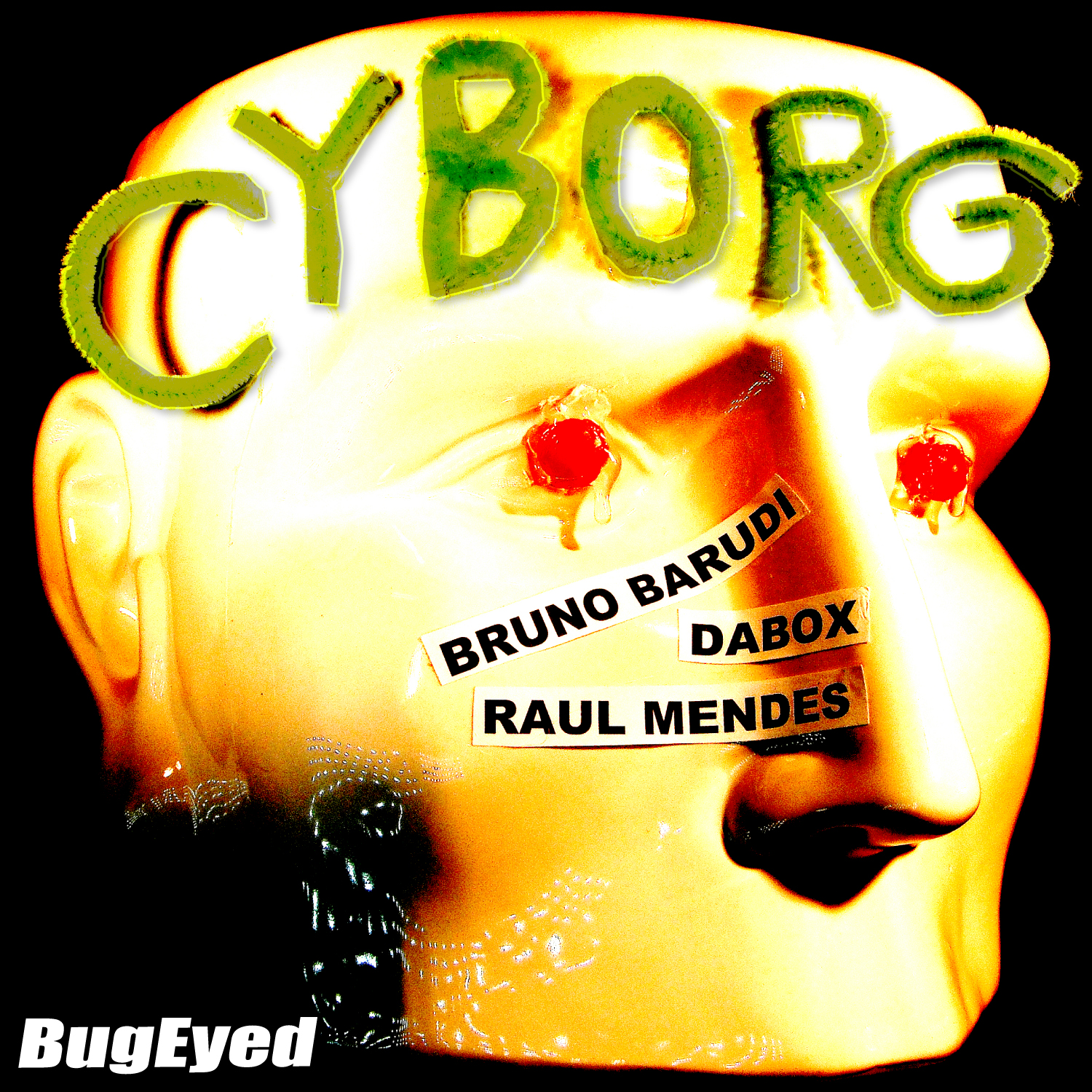 Bruno Barudi, Dabox, Raul Mendes - Cyborg (Original Mix)