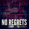 NO REGRETS - Breaking Glass Remix EVONY ft Mourillio (free download)