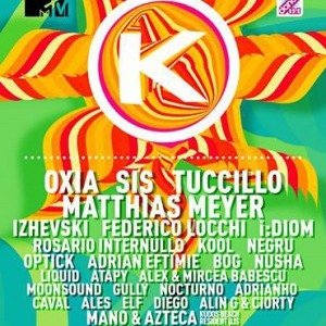 Optick b2b Adrian Eftimie @ Kudos Beach 1st of May 2014