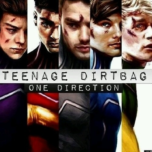 One direction teenage dirtbag tumblr