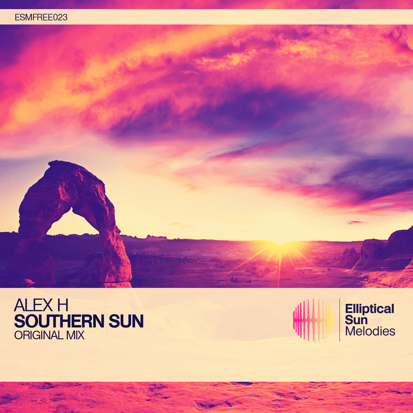 Alex H - Southern Sun (Original Mix)