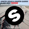 Dimitri Vegas, Martin Garrix, Like Mike - Tremor (Sensation 2014 Anthem) OUT NOW album artwork
