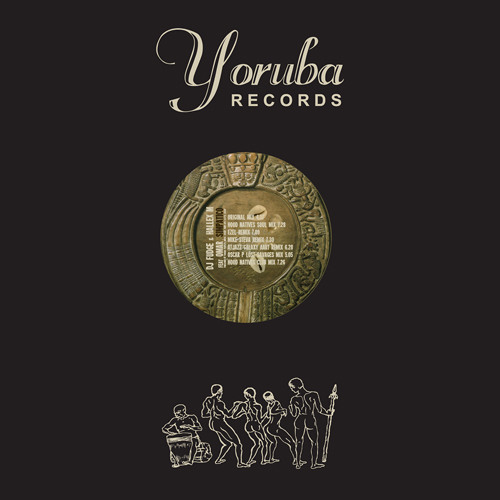 DJ Fudge & Hallex M Ft. Omar - Simpatico (Ezel Remix) by Yoruba Records