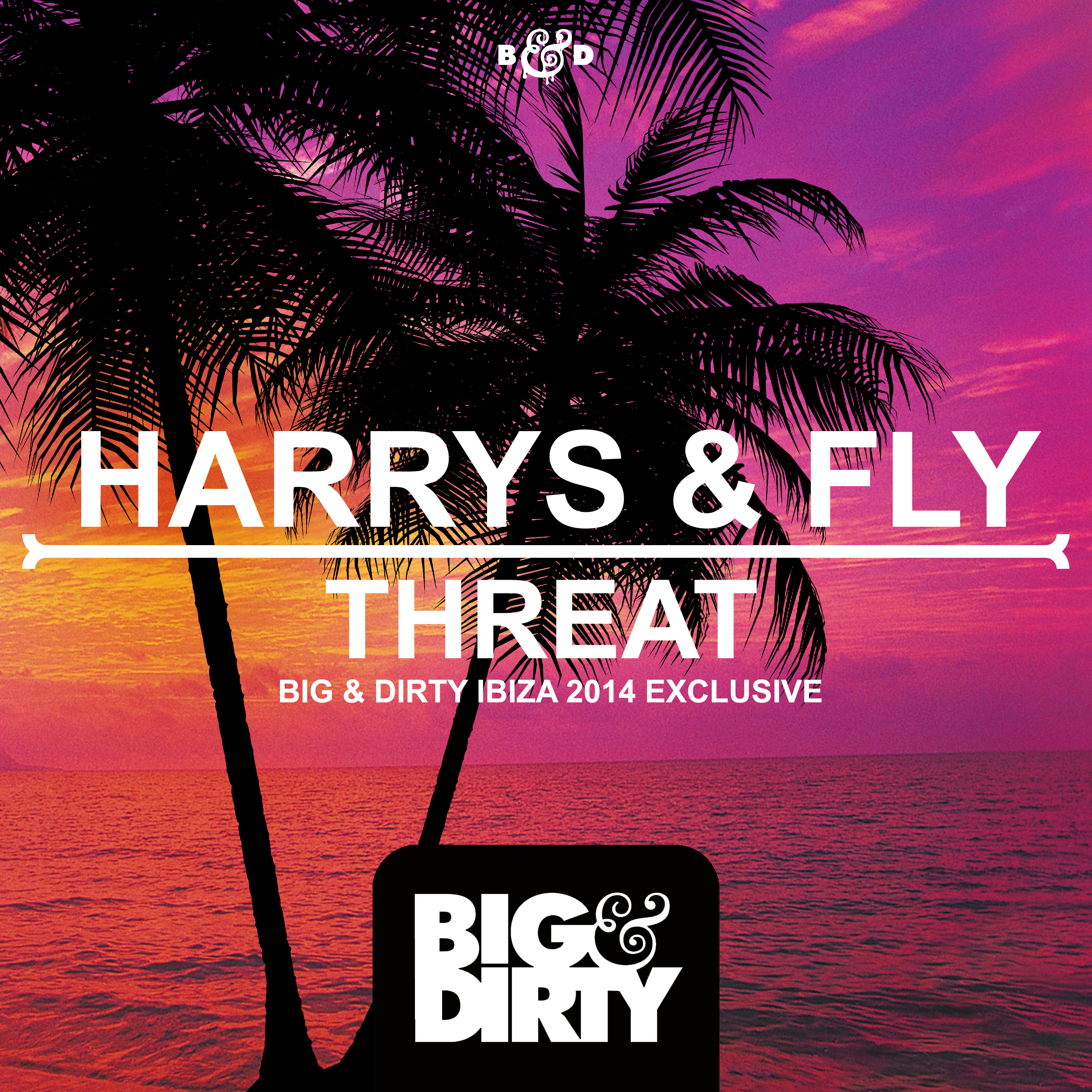 Harrys & Fly - Threat (Original Mix)