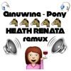 Ginuwine - Pony (Heath Renata Remix)