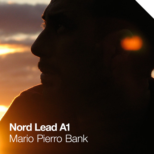 Nord Lead A1 - Mario Pierro Bank by nordkeyboards