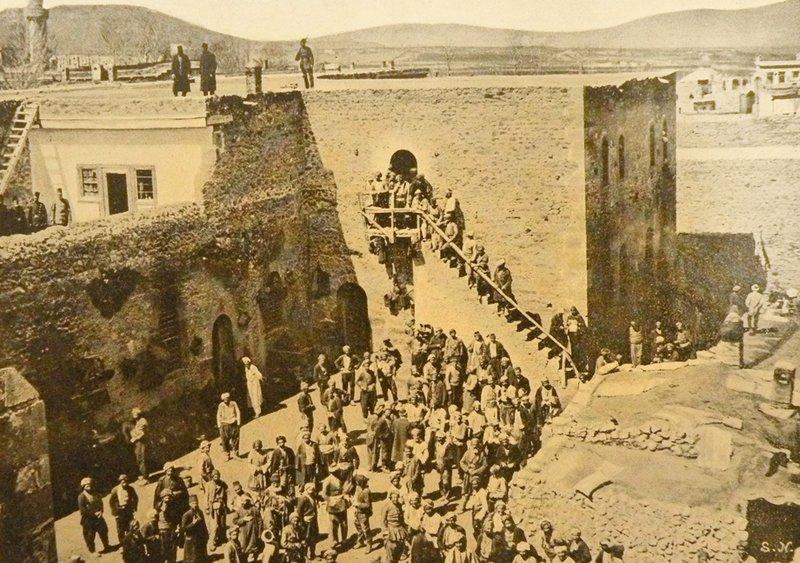 Inside Ottoman Prisons | Kent Schull