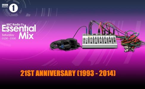 Bild zu: Wankelmut - Essential Mix #1060 - 07-Jun-2014
