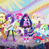 MLP  Equestria Girls - RR EXCLUSIVE Shake Your Tail!