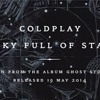 Cold Play - A Sky Full Of Stars (Full Extended Remix) Portada del disco