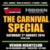 Leicester Carnival Special 2/8/14 (VENOM CLUB LE1 3GR) NEW Dancehall 2014 MIXED BY LIVE LINQ SOUND