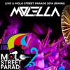 Molella live @ Molo Street Parade 2014 (Rimini)
