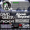 GHR - Ghetto House Radio - David Guetta + Above & Beyond + Brazzabelle & More - Show 385