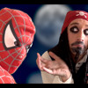 Spiderman VS Captain Jack Sparrow. Rap Battle
