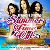 DJ ROWDY & DJ CROSSFIYA PRESENT - SUMMER TIME VYBZ MIX CD