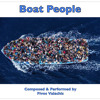 Boat People, Piano Solo Chord Line Collab Track