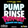 SCORCH Pump Rinse Repeat Summer Mix 2014 (Mixed By Dj Private Ryan)