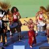 Shakira Ft. Carlinhos Brown (La La La) Brazil 2014 Live