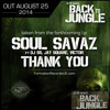 Thank You (FREE download) // Back to Jungle L.P.