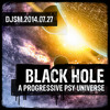 Black Hole - a Progressive Psytrance Universe album artwork