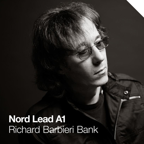 Richard Barbieri A1 Bank by nordkeyboards